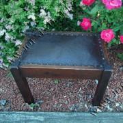 Antique Stickley Bros Footstool | w2542