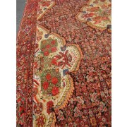 Superb Antique Persian Rug From The Early 1900's   |  rr1000-1