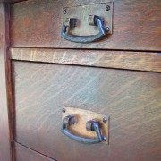 L&jG Stickley server-small sideboard  |  w2031