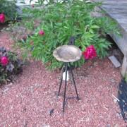 Antique Arts&crafts Smoke Stand  |  W2076
