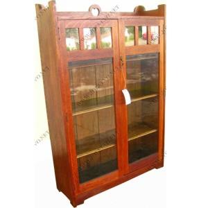 Antique  Stickley Bros  Two  Door  Bookcase  |  W3024