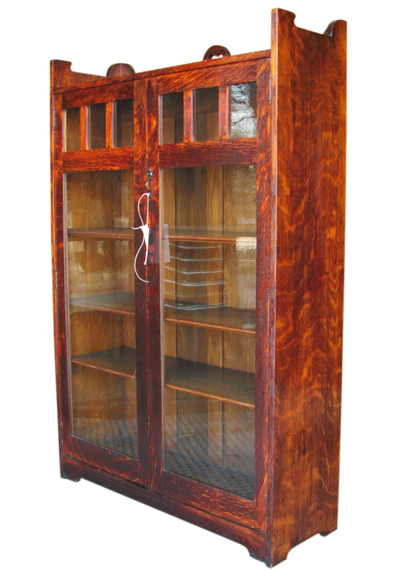 Stickley Brothers  Bookcase  |  F243