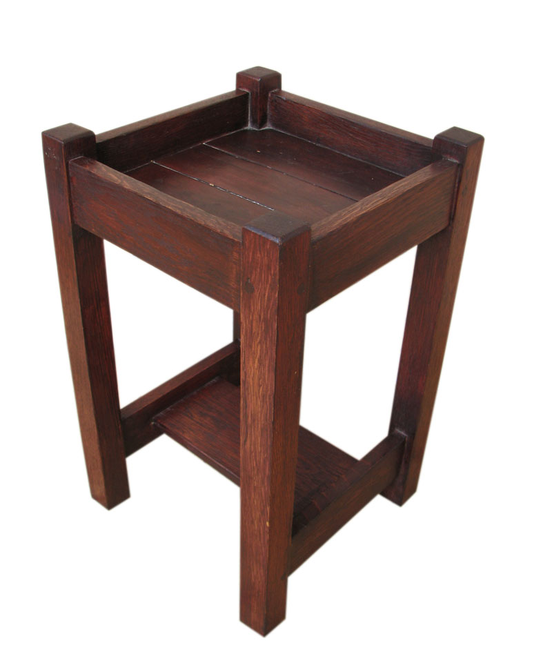 L&jg Stickley  Plant Stand  |  F4121