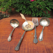 Set Of Early  Spoons  |  F6354