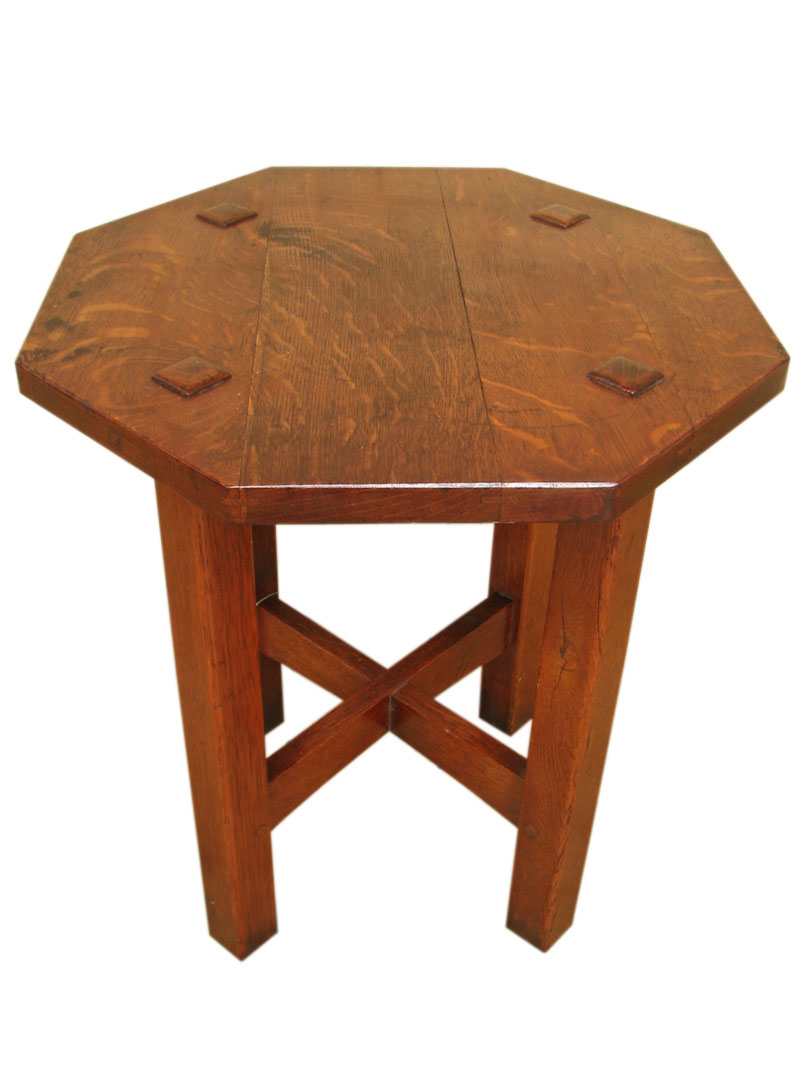 L&jg Stickley  Tabouret   |  F6365