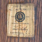 Gustav Stickley  Early Cellarette  |  F6400