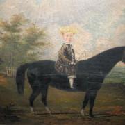 Primitive  Oil Painting  |  F6701