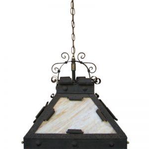 Arts & Crafts  Hanging Lamp  |  F6794