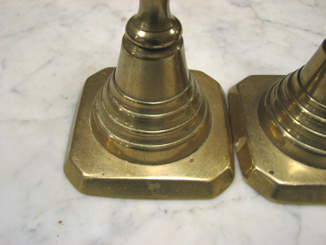 Brass  Candlestick Holders  |  F6897