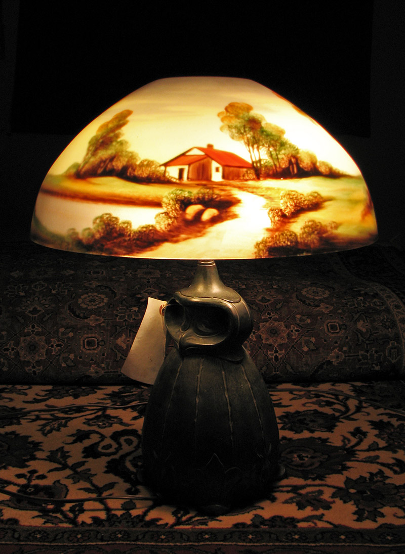 Handel Base  Table Lamp  |  F704