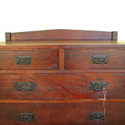 Gustav stickley  Chest of drawers  |  F7092