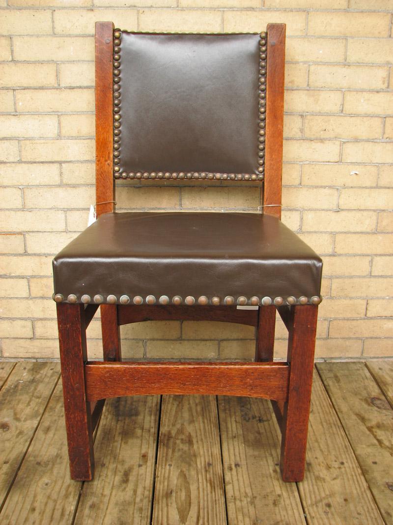 Gustav Stickley  Side Chair  |  F8236_1