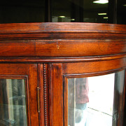 Quarter Oak  China Cabinet  |  F9510