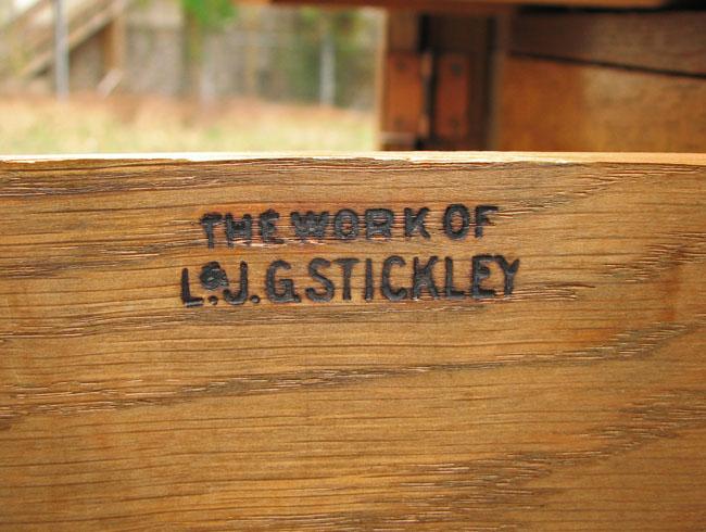 L&jg stickley  Chifforobe  |  F9592