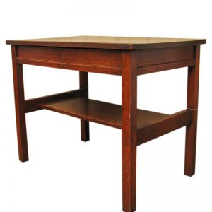 Gustav Stickley  Early Desk  |  F9731