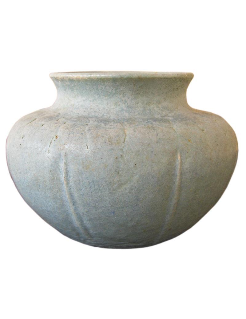 Grueby  Squat Vase  |  F9789