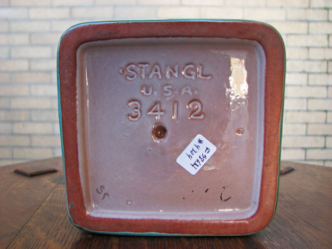 Stangl  Candle Holder  |  F9864
