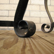 Wrought Iron  Candle Holders  |  FF349