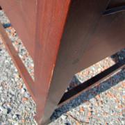 Rare Roycroft Corner Chair | w3054