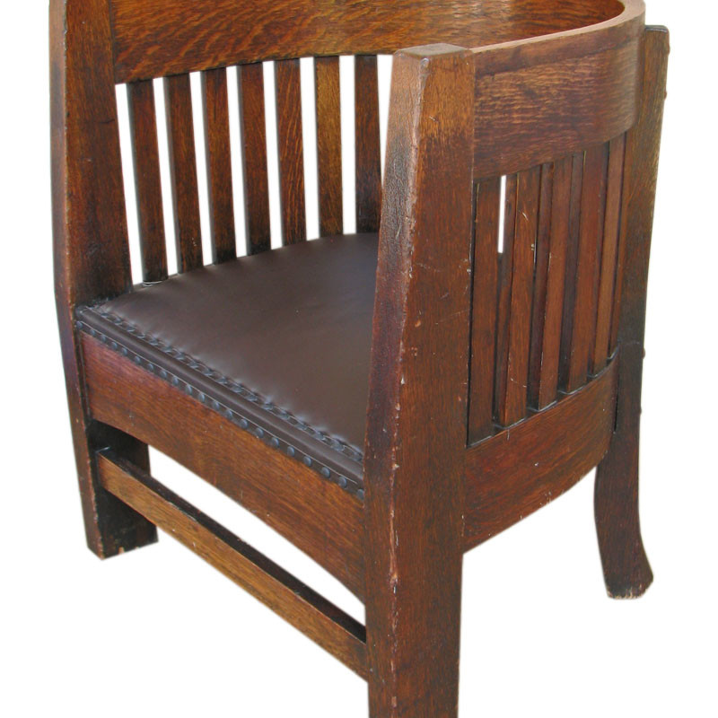 Home » Shop » Antique Furniture » Chairs » Plail Brothers Barrel Back Chair  F134 - Plail Brothers Barrel Back Chair F134 - Joenevo