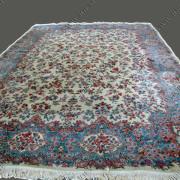 Karastan Kerman Ivory 9x12 rr1906