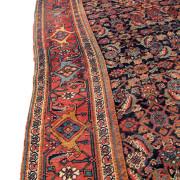 SUPERB Antique PERSIAN KURD rare size BIDJAR rr2785