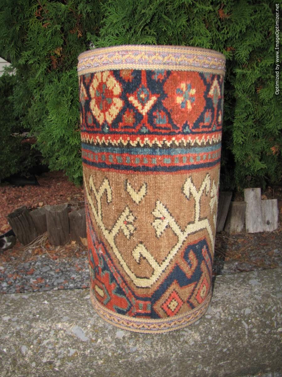 Arts And Crafts Waste Basket W4067 Joenevo