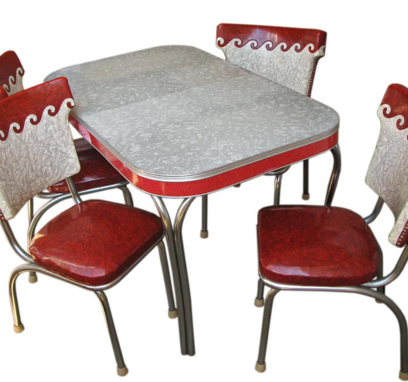 Art Deco  Dinette Set F218