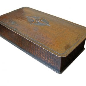Roycroft  Cigarette  Box  F221