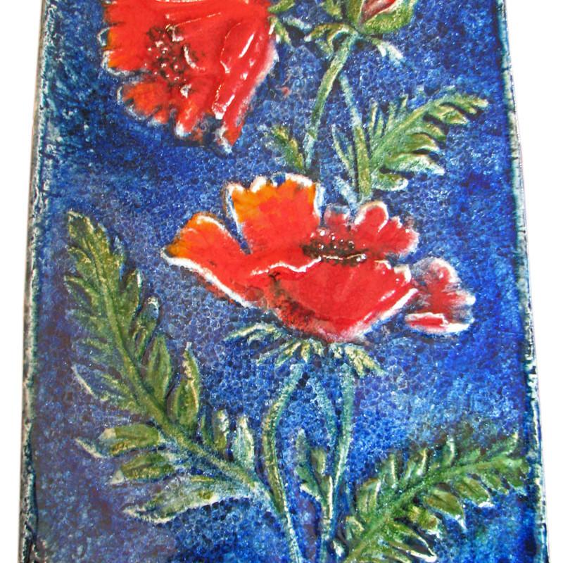 Arts & Crafts  Glazed Tile F28