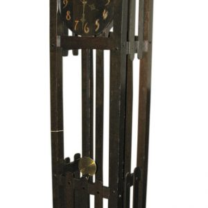 Arts & Crafts  Grandfather Clock F6844