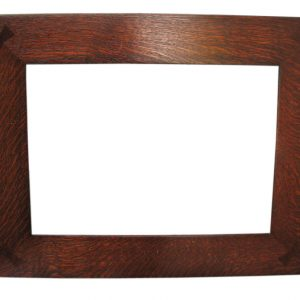 Arts & Crafts - Style  Picture Frame  F7163