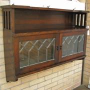 Arts & Crafts  Hanging Cabinet  F74