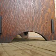Gustav Stickley  Cabinet F8293
