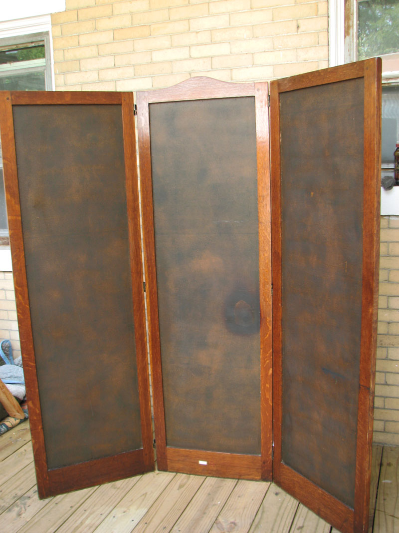 Gustav Stickley  Screen F937