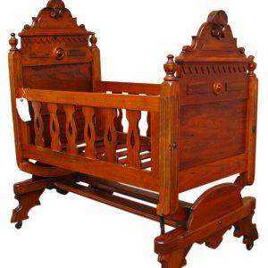 Victorian Cradle F9895
