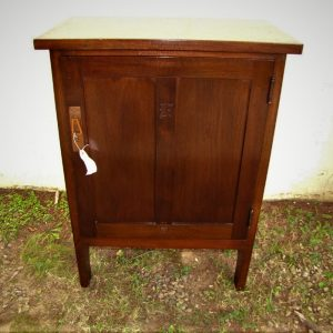 Rare Antique Roycroft Cabinet W1984