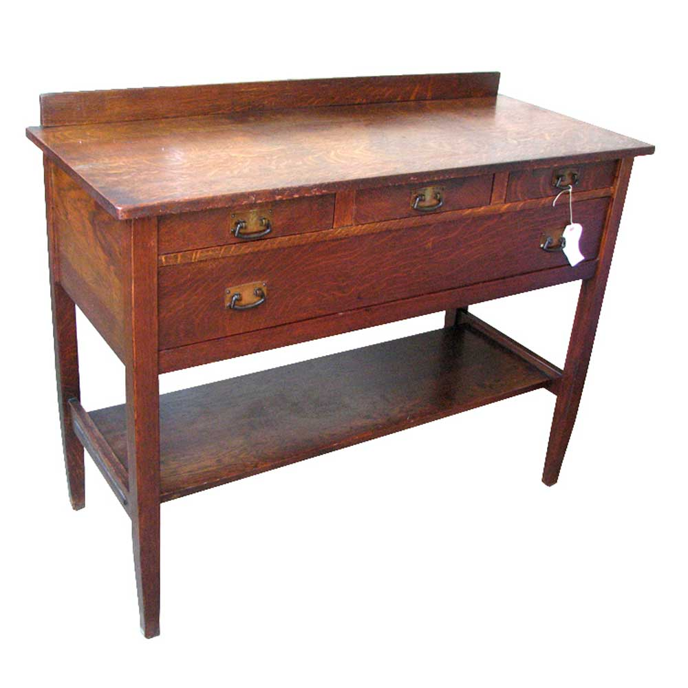 L&jG Stickley server-small sideboard  |  w2031