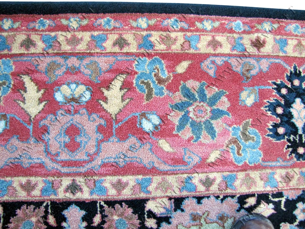 Great Vintage Williamsburg Karastan Rug