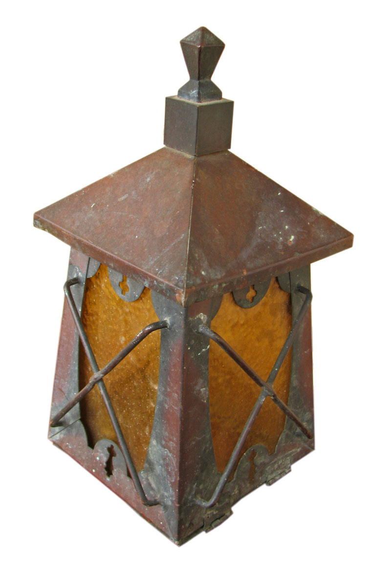 Arts & Crafts  Wall Lantern  |  F1200