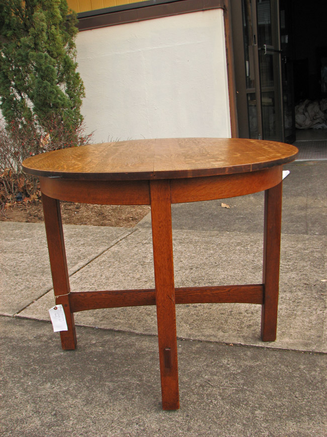 L&jg Stickley  Lamp Table  |  F150