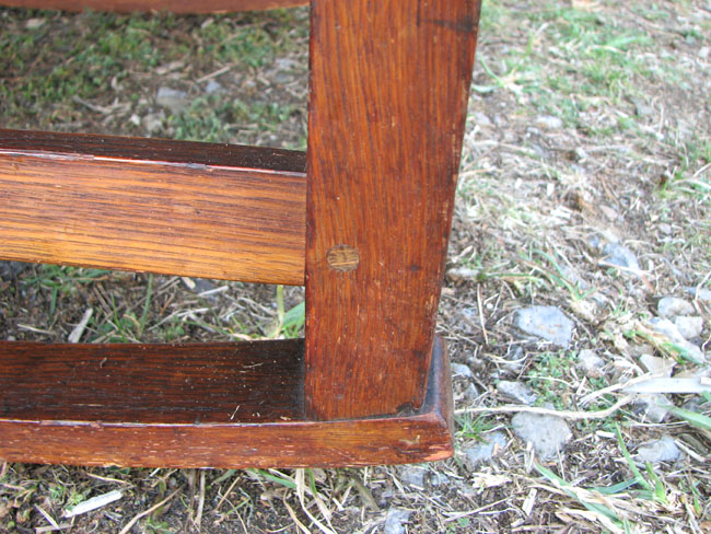 Gustav Stickley  Arm Rocker  |  F6425