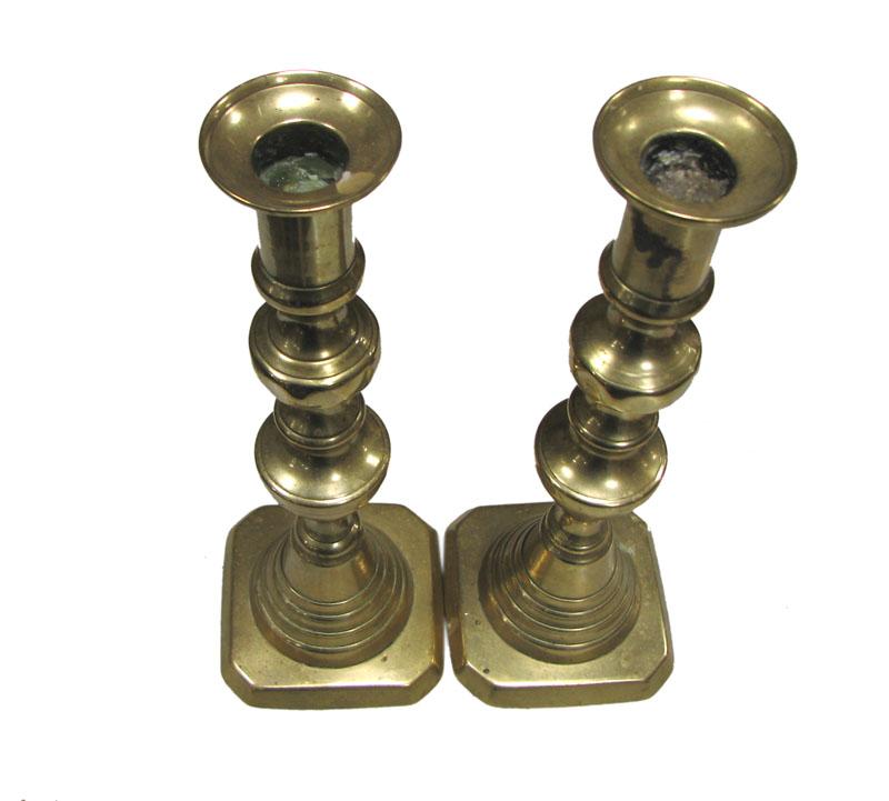 Brass  Candlestick Holders  |  F6897