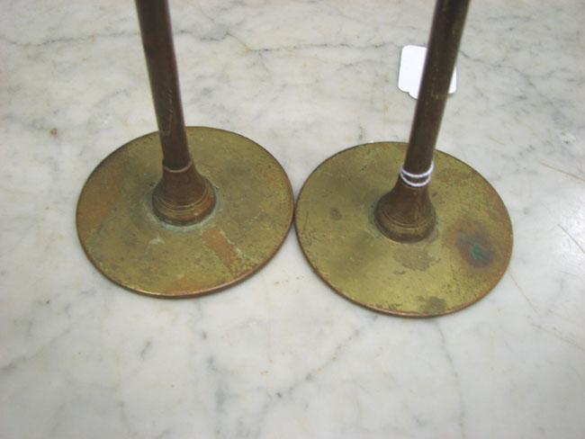 Brass  Candlestick Holders  |  F6899