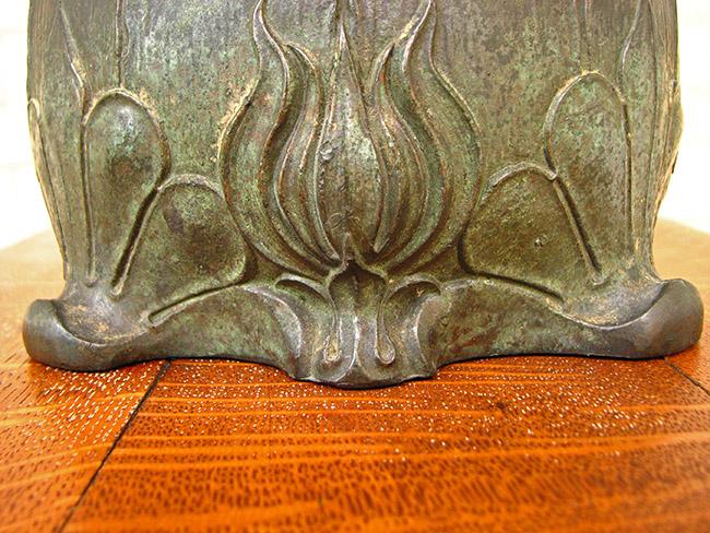 Handel Base  Table Lamp  |  F704