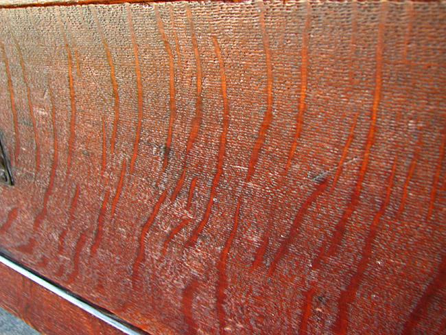 Gustav stickley  Chest of drawers  |  F7092