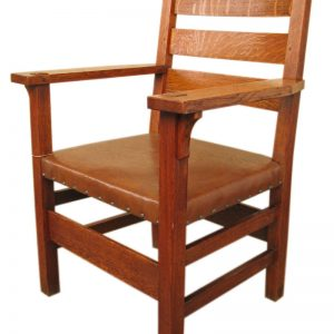 Gustav Stickley  Armchair  |  F9556