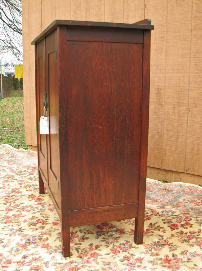L&jg stickley  Chifforobe  |  F9592