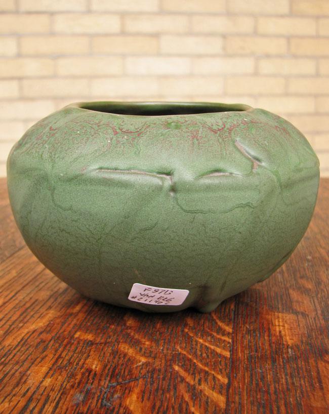 Van Briggle  1907 Squat Vase  |  F9713