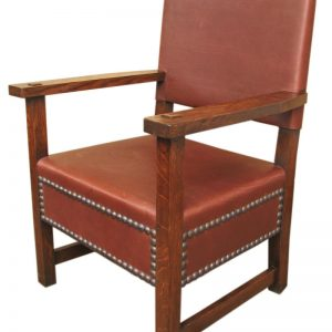 L&jg Stickley  Large Armchair  |  F9718